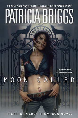 Book cover for Moon Called