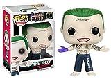 FunKo 8659 No Actionfigur Suicide Squad: Joker Shirtless Test