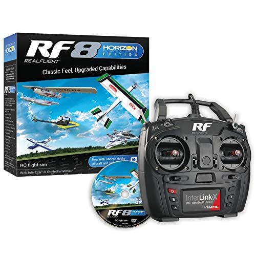 Unbekannt RealFlight 8 Horizon Hobby Edition