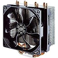 Cooler Master Hyper T4 Ventilateurs de processeur '4 Heatpipes, 1x ventilateur 120mm PWM, 4-Pin Connector' RR-T4-18PK-R1