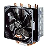 Cooler Master Hyper T4 Ventilateurs de processeur '4 Heatpipes, 1x ventilateur 120mm PWM, 4-Pin Connector' RR-T4-18PK-R1