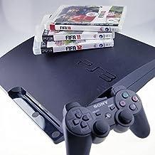 Playstation 3 (slim) mit FIFA 10+11+12