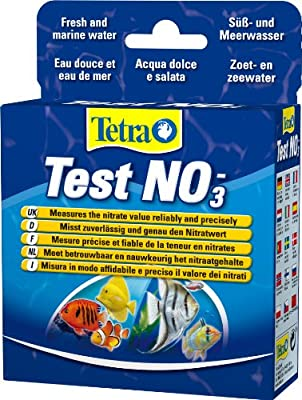 Tetra - 744837 - Test NO3- 1 x 19 ml + 2 x 10 ml