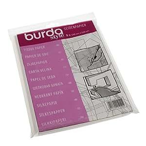 Gutermann Burda Papier de soie 110 x 150 cm