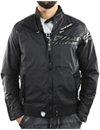 Solamode - Blouson, veste homme - Gangster Unit - Club Men - Fashion - Noir