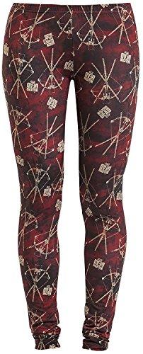 The Walking Dead Crossbow Leggings multicolore S