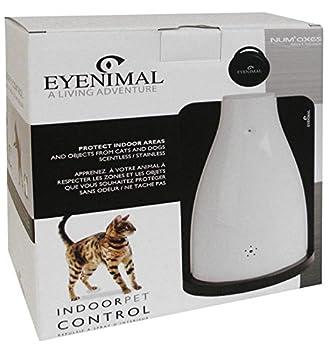 EYENIMAL Set de Répulsif d'Intérieur Spray pour Chat