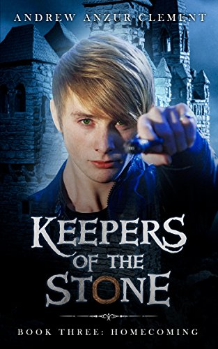 Book cover image for Homecoming: Keepers of the Stone Book Three (An Historical Epic Fantasy Adventure)