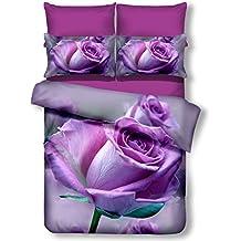 Suchergebnis Auf Amazonde Für 3d Bettwäsche 135x200 Rosen
