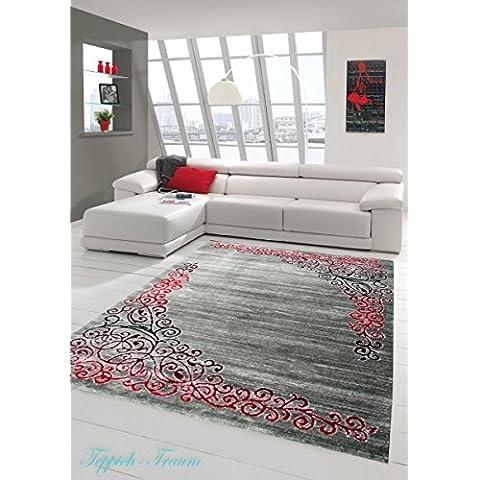 Tappeto moderno design Tappeto orientale con tappeto Glitzergarn soggiorno con