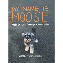 My Name is Moose by Martin Usborne (2011-04-07)