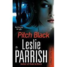 Pitch Black: A Black CATs Novel by Leslie Parrish (2009-08-04)
