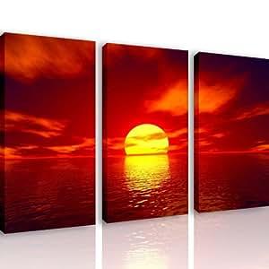 quadri moderni 120x80 cm - Stampa digitale su tela - Ideale per ...