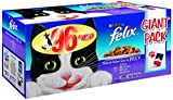 Felix Mixed Selection in Jelly Wet Cat Food Pouch, 100 g (Pack of 96) Bild 7