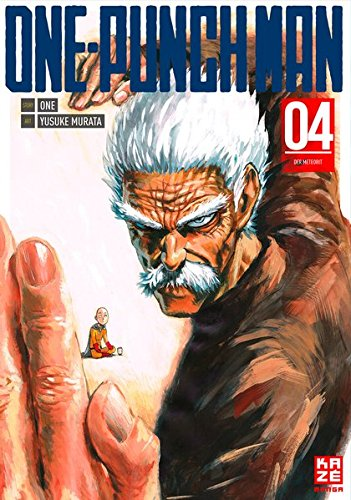 ONE-PUNCH MAN 04 (1 4 Punch)
