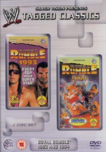 Royal Rumble 93/94 (Double) [DVD]