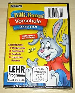 Billi Banni: Vorschule Lernsystem