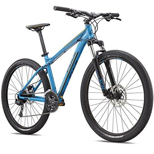 27,5 Zoll MTB Fuji Nevada 27.5 1.5 Sport Trail Mountainbike Fahrrad, Rahmengrösse:38 cm, Farbe:Marine Blue (Gt Mountainbike)