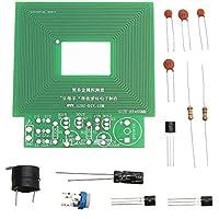 ILS - Kit Metal Localizador CC módulo Sensor electrónico Metal 3V-5V Bricolaje Simple Detector