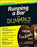 Running a Bar For Dummies (For Dummies Series)