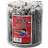 Bastoncino Liquirizia Haribo 100 blister N.B.: Le Caramelle Saranno Inviate Sfuse SENZA Box