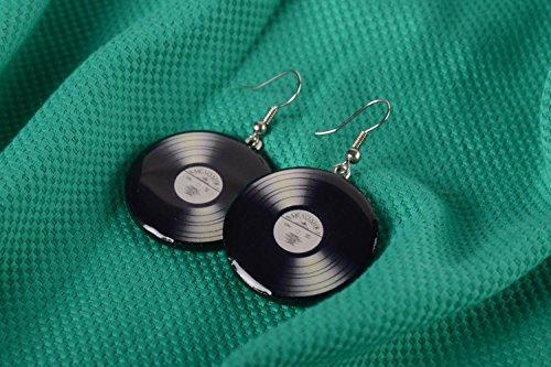 boucles-doreilles-disque-vinyle-bijoux-fait-main-accessoire-mode-pate-polymere