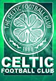 empireposter - Fussball - Celtic - Crest - Größe (cm),