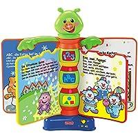 Fisher-Price - H8167-0 - Juego educativo con libro de canciones [versión en alemán] (Mattel)