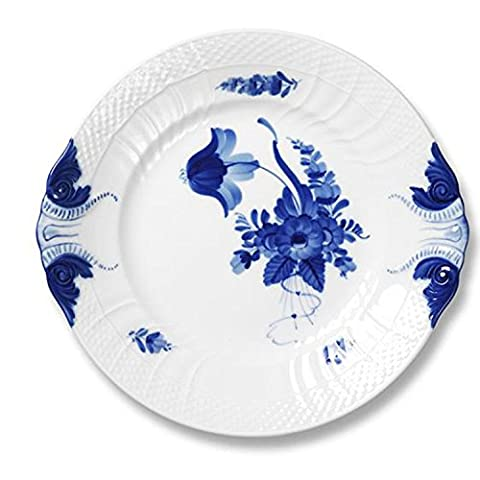 Royal Copenhagen-Blue Flower Curved Plat douce 26 cm
