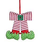 Weihnachtsbaum Deko Anhänger, Groß Schleifen Weihnachtsbaumschmuck, Weihnachtsbaum Dekoration für Christbaum Home Deko By Pultus