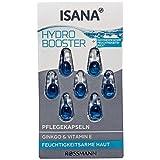ISANA Hydro Booster Pflegekapseln - 3er Pack mit je 7 Kapseln für 21 Anwendungen