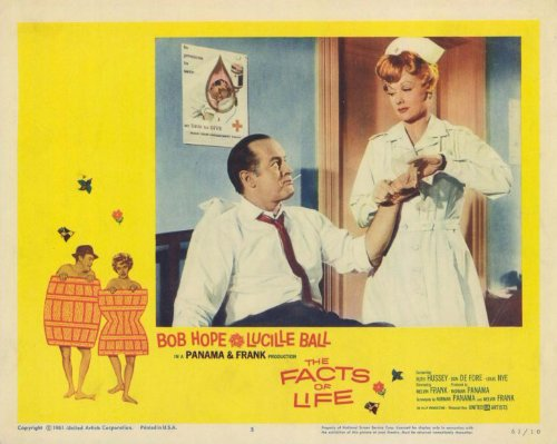 The Facts of Life Plakat Movie Poster (11 x 14 Inches - 28cm x 36cm) (1960) C