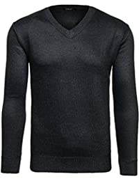 BOLF – Tricot – Pull – V-neck – S-WEST 6006 – Homme
