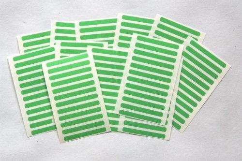 144 - pegatinas stevestickers por apelotonarse, color verde