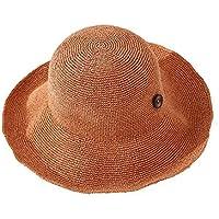 MEIDUO Sombrero de Playa Sombrero de Paja Femenina Verano Sombrero de Visor  de Protección Solar Plegable 4a031785085