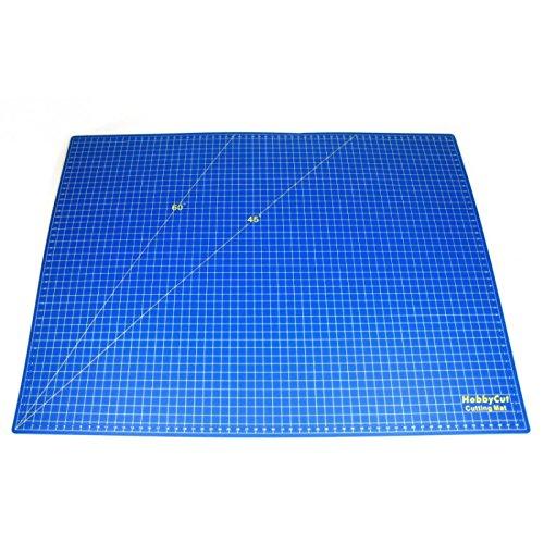 Airbrush-City HobbyCut Schneidmatte A2 selbstheilend 45x60cm Cutting-Mat Schneidematte 450x600mm Schreibmatte