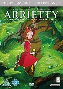 Arrietty  [DVD]