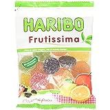 Haribo Frutissima Caramelos de Goma con Sabor a Frutas - 100 g