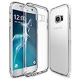 Beikell Hülle für Samsung Galaxy S7, Schutzhülle Handyhülle Premium Transparente TPU Hülle