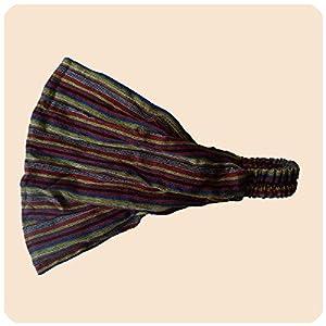 Haarband Stirnband Kopfband Kopftuch Schweißband Haarschmuck Sport Fitness Yoga Mütze