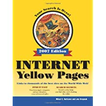 Que Internet Yellow Pages (Que's Official Internet Yellow Pages)