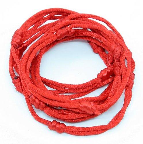 10-armbander-aus-roter-kordel-handgemachte-glucksbringer