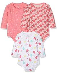 Care Body Bebé-Niñas pack de 3