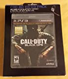 PS3 Call of Duty Black Ops With EX-03 Bluetooth Headset