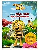 Die Biene Maja: Mein Mal- und Bastelbuch: Tolle Bastelideen. Mit schönen Ausmalbildern.