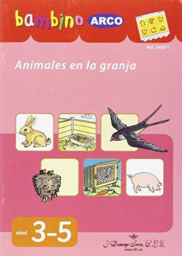 BAMBINO ARCO. Animales en la granja por Michael Junga