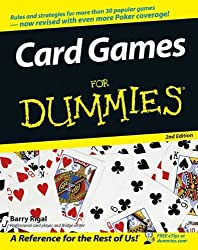 Card Games For Dummies by Barry Rigal (2005-10-07)