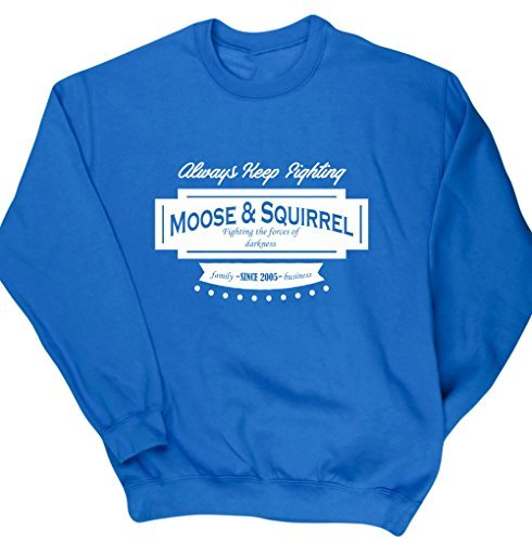 hippowarehouse-moose-squirrel-family-business-since-2005-unisex-jumper-sweatshirt-pullover