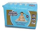 Helen Harper Wickelunterlage 60x60 10er Packung hygiene Einweg Wickelauflage