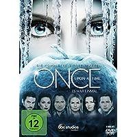 Once Upon a Time - Es war einmal ... Die komplette vierte Staffel